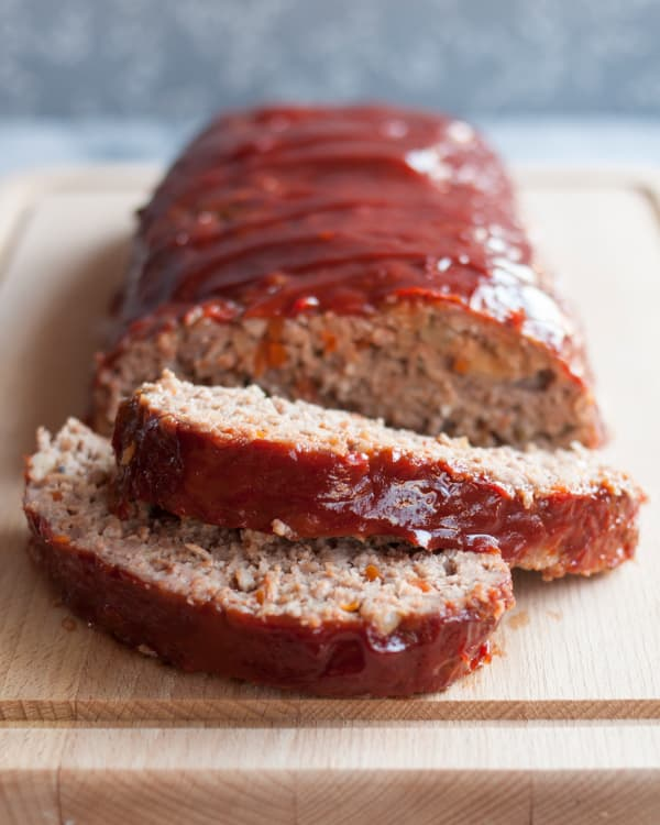 How To Make Meatloaf From Scratch Kitchn