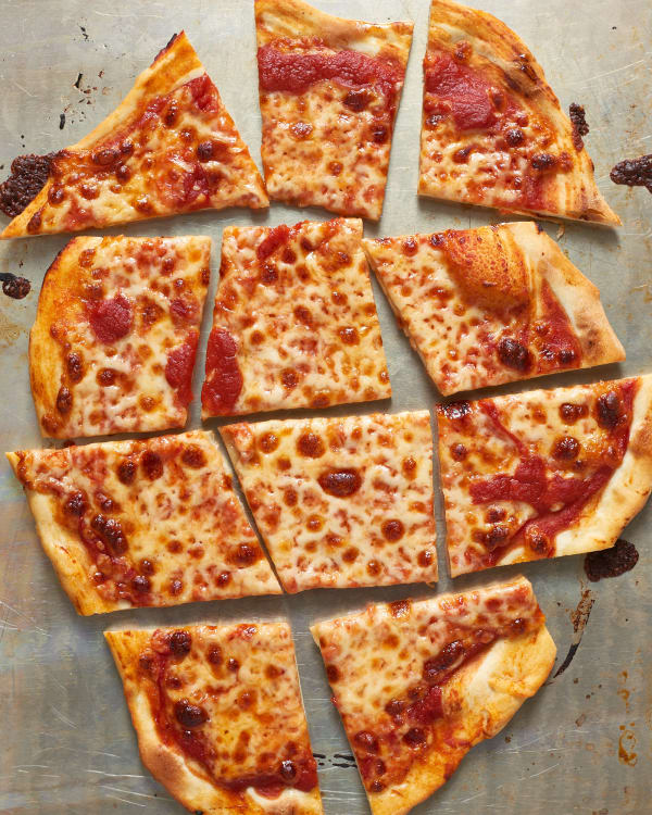 How to make pizza crust by hand