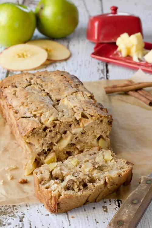 Recipe Brown Butter Apple Loaf Kitchn