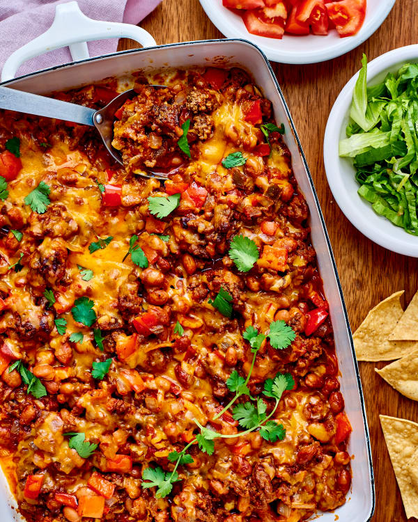 Recipe Ground Beef Taco Casserole Kitchn