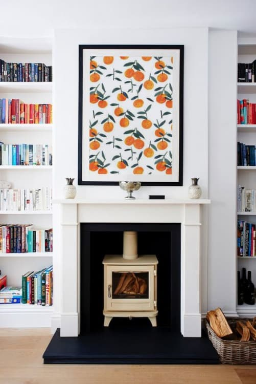 Cheap Art Picture Frame Ideas Apartment Therapy