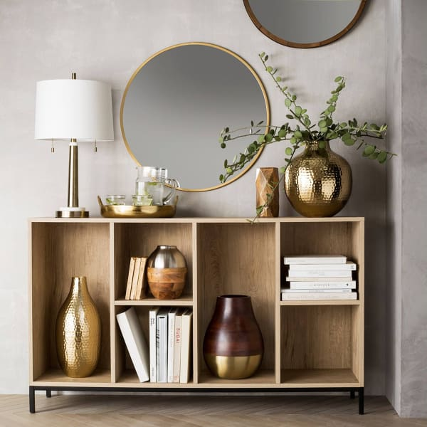 Stylish Home Decor Under 50 That Looks Expensive Apartment Therapy - Unique-wall-mirrors-from-opulent-items
