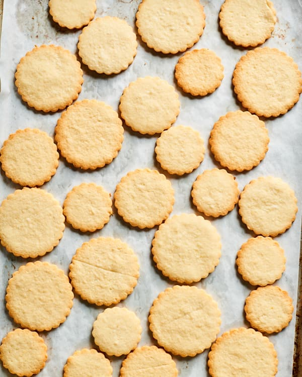 Why I Roll Out Sugar Cookie Dough Before Chilling It Kitchn