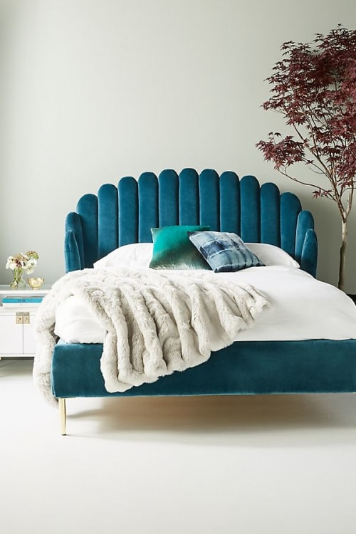 7. Feather Collection Bed