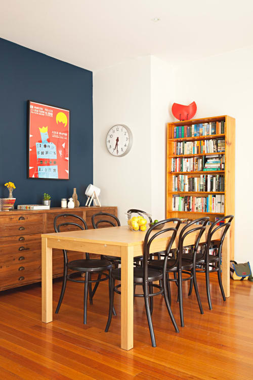 How To Mix Wood Finishes Apartment Therapy
