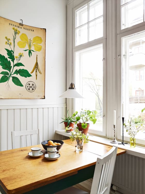 Art For The Kitchen Amp Dining Room Vintage Botanical Prints And Wall Charts