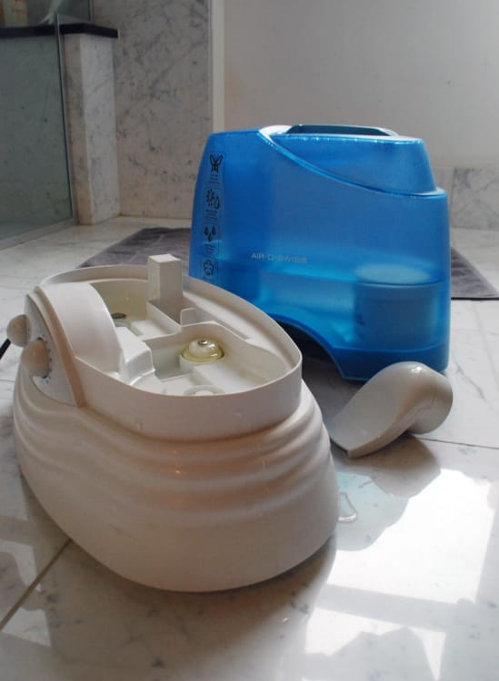 How To Clean A Humidifier Apartment Therapy