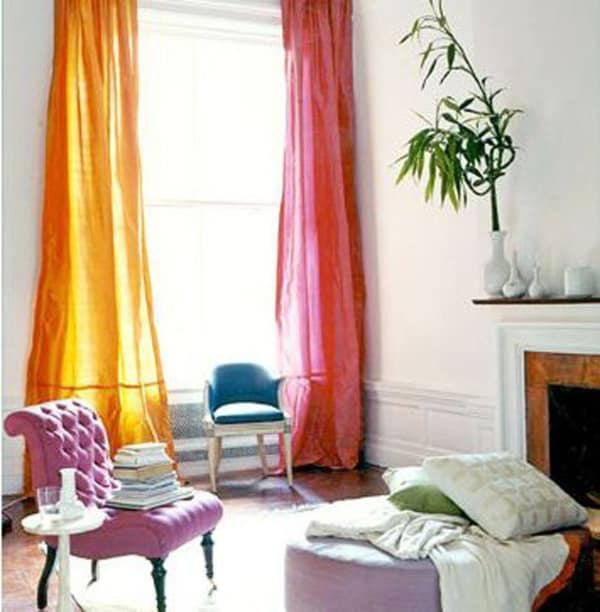 Mastering Mismatched Curtains A Guide To The Perfectly Imperfect