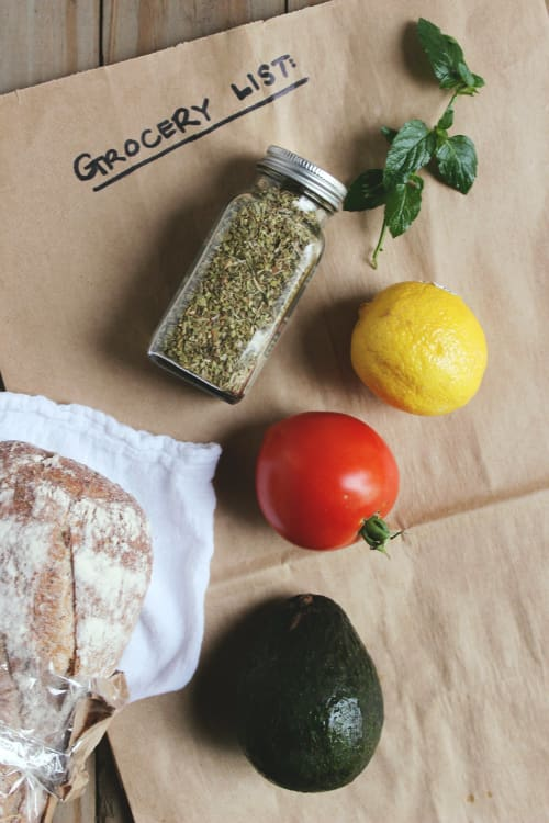 my top 10 tips for creating a grocery budget and sticking to it