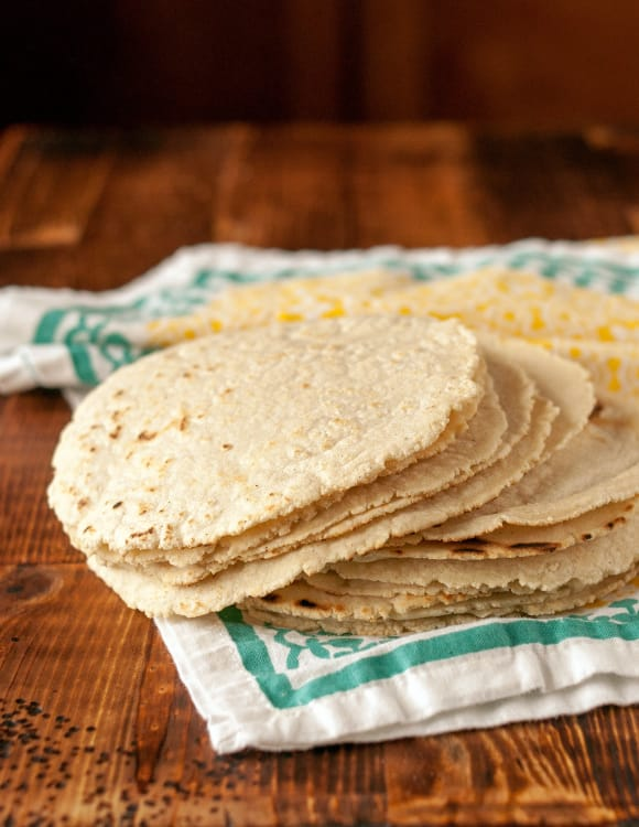 how to make corn tortillas from scratch recipe kitchn