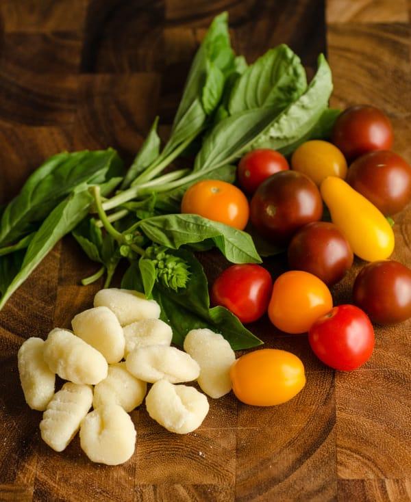 Recipe Gnocchi Skillet With Chicken Sausage Tomatoes Kitchn