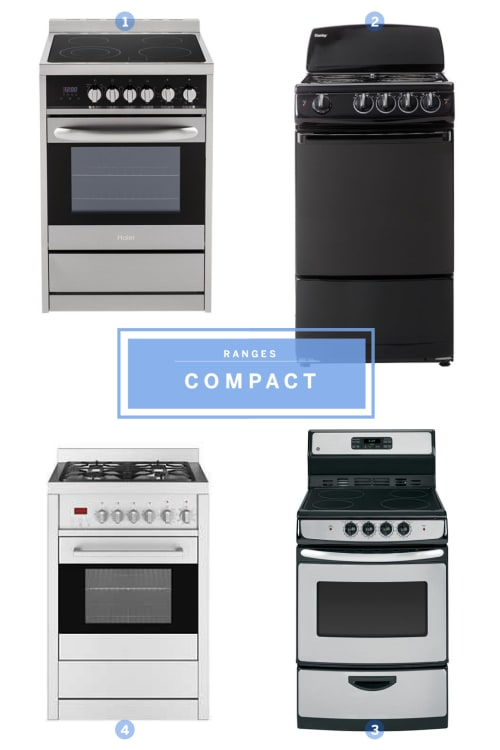 Well Designed Compact Appliances for Small Kitchens | Apartment Therapy