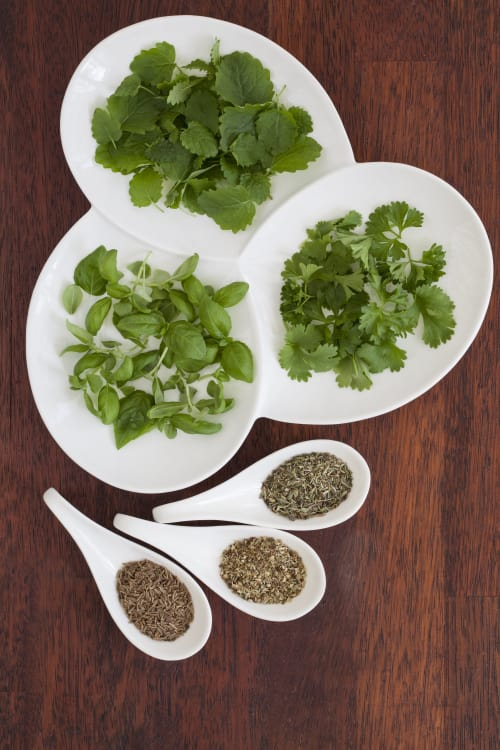 The Correct Ratio When Substituting Dried Herbs For Fresh Kitchn