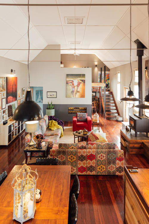churches transformed into homes apartment therapy