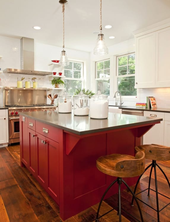 18 Ways to Use Red in the Kitchen (Just a Little Bit, or a Lot ... Deep Orange Kitchen Ideas Html on chocolate kitchen ideas, maroon kitchen ideas, yellow kitchen ideas, grape kitchen ideas, tangerine kitchen ideas, plum kitchen ideas, turquoise kitchen ideas, aqua kitchen ideas, slate blue kitchen ideas, lavender kitchen ideas, silver kitchen ideas, black kitchen ideas, burgundy kitchen ideas, bronze kitchen ideas, royal blue kitchen ideas, cream kitchen ideas, teal kitchen ideas, beige kitchen ideas, rust kitchen ideas, green kitchen ideas,