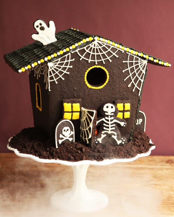 How To Make a Haunted Cookie House For Halloween | Kitchn Haunted House Ideas Room Design Html on haunted house design plans, cat room design ideas, haunted house kitchen, red room design ideas, haunted house bathroom, football room design ideas, crafts room design ideas, haunted house foyer, pool room design ideas, haunted house maze floor plan, western room design ideas, space room design ideas, basketball room design ideas, haunted house wall coverings, haunted house furniture, haunted house interior design, emergency room design ideas, haunted house restaurants, haunted house bedroom, haunted house basement,
