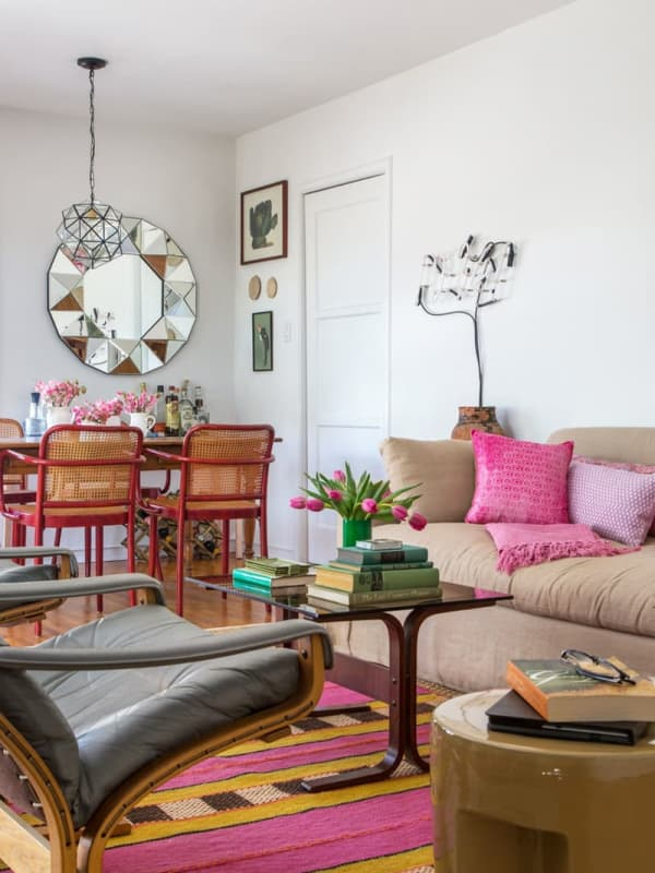 Conquering Your Fear Of Color Eight Baby Steps Apartment Therapy
