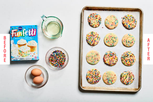 Recipe: Funfetti Cookies — Recipes from The Kitchn