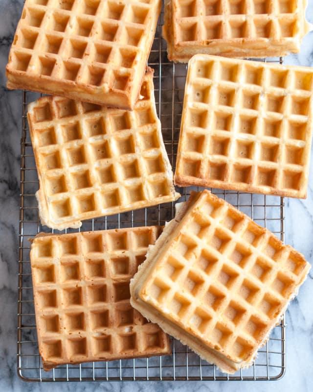 Recipe: Overnight Yeasted Waffles