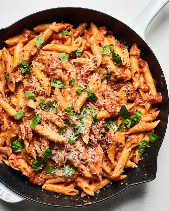 Recipe: Creamy Tomato Pasta — Recipes from The Kitchn