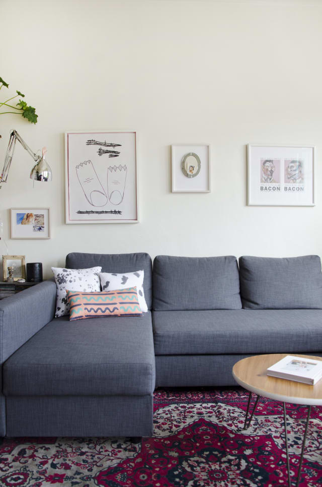 House Tour A Cozy 300 Square Foot Studio In Oakland