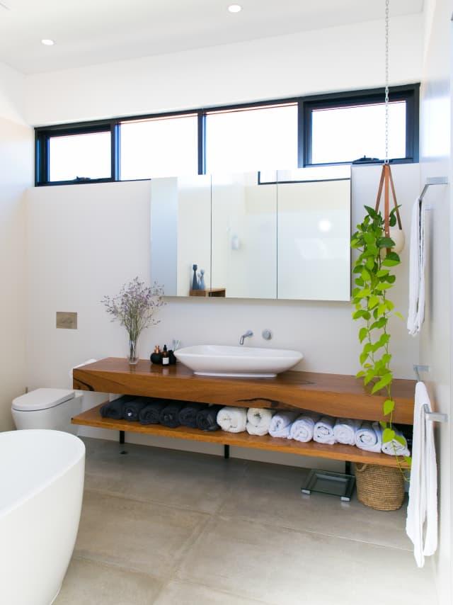 House Tour A Crisp Modern Home In Australia Apartment