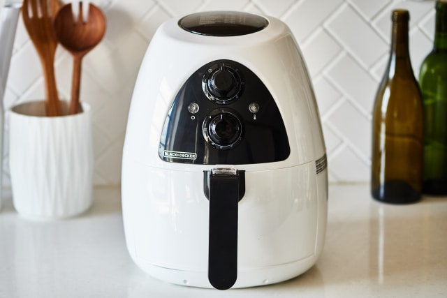 Air Fryer - Magazine cover