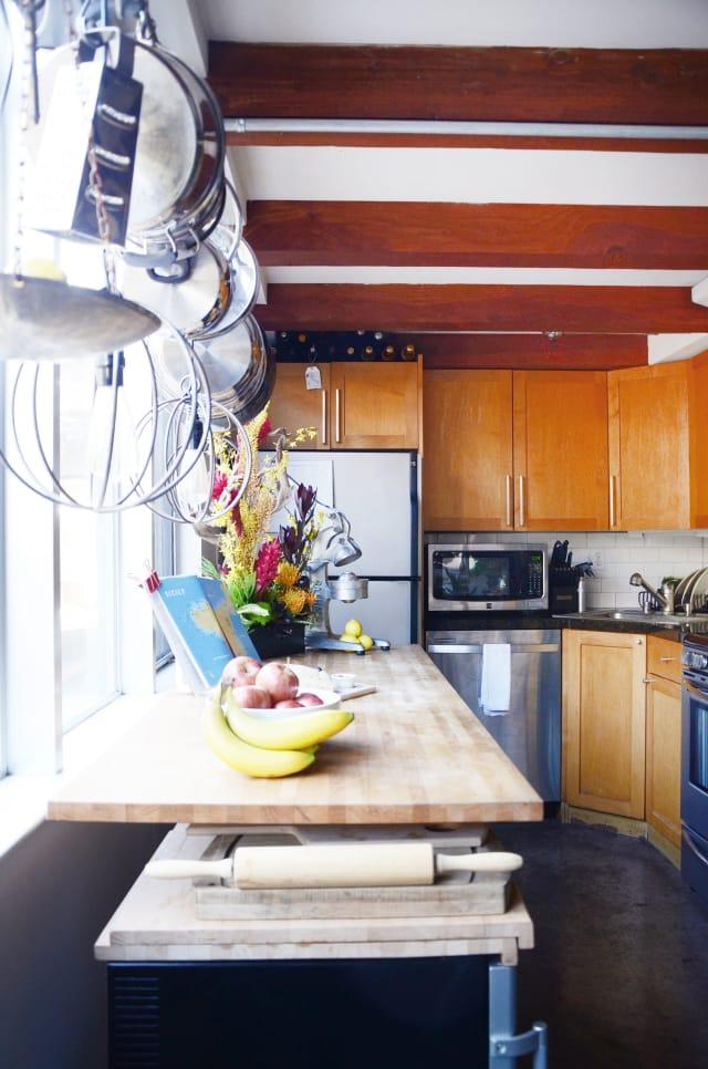 House Tour A Creative San Francisco Loft Amp Coffee Shop
