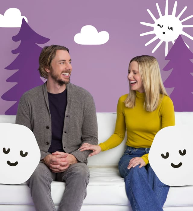 Kristen Bell and Dax Shepard Created a Plant-Based Baby Line (and OMG, There Are Sloth Diapers)