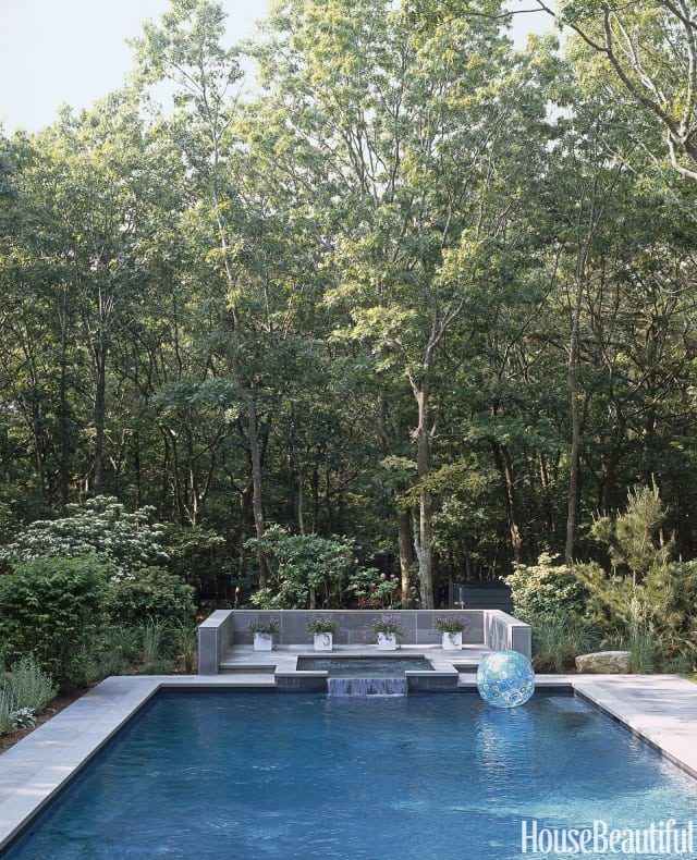 Hampton Woods Apartments: 20 Of The Dreamiest Backyard Pools You'll Ever See