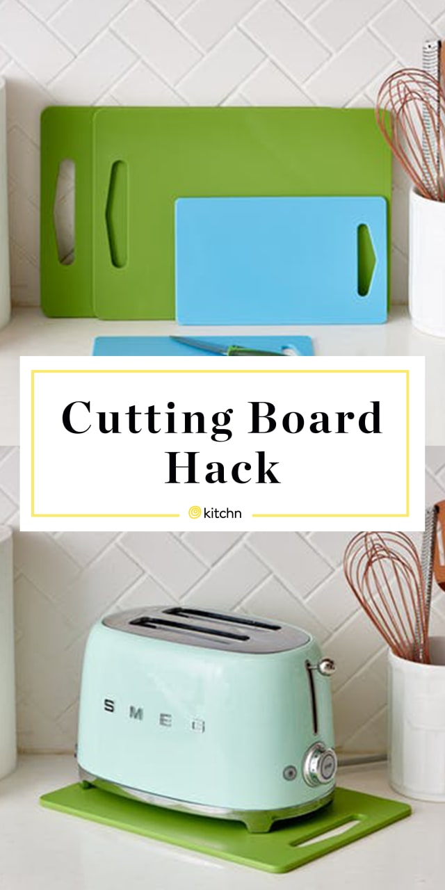 cutting board hack ideas kitchn. Black Bedroom Furniture Sets. Home Design Ideas