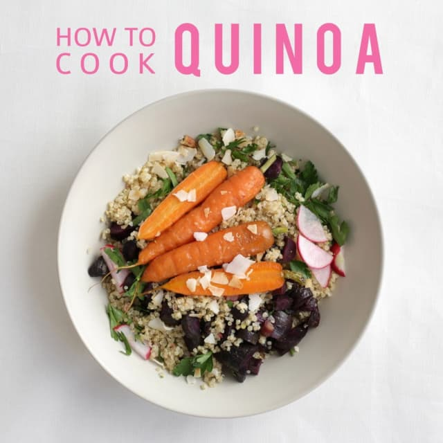 How To Cook Quinoa - Video
