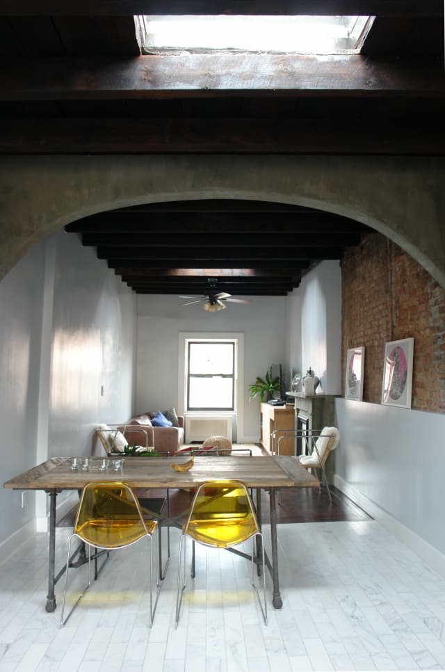 Timothy S Sun Filled Brooklyn Brownstone Apartment Therapy