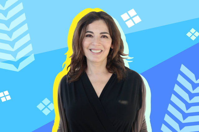 Here's What Nigella Lawson Cooks When She's Feeling Lazy — Default Dinners