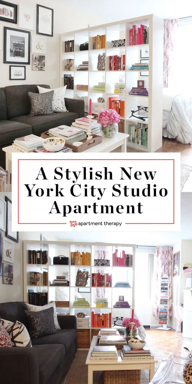 House Tour A Colorful Upper East Side Studio Apartment