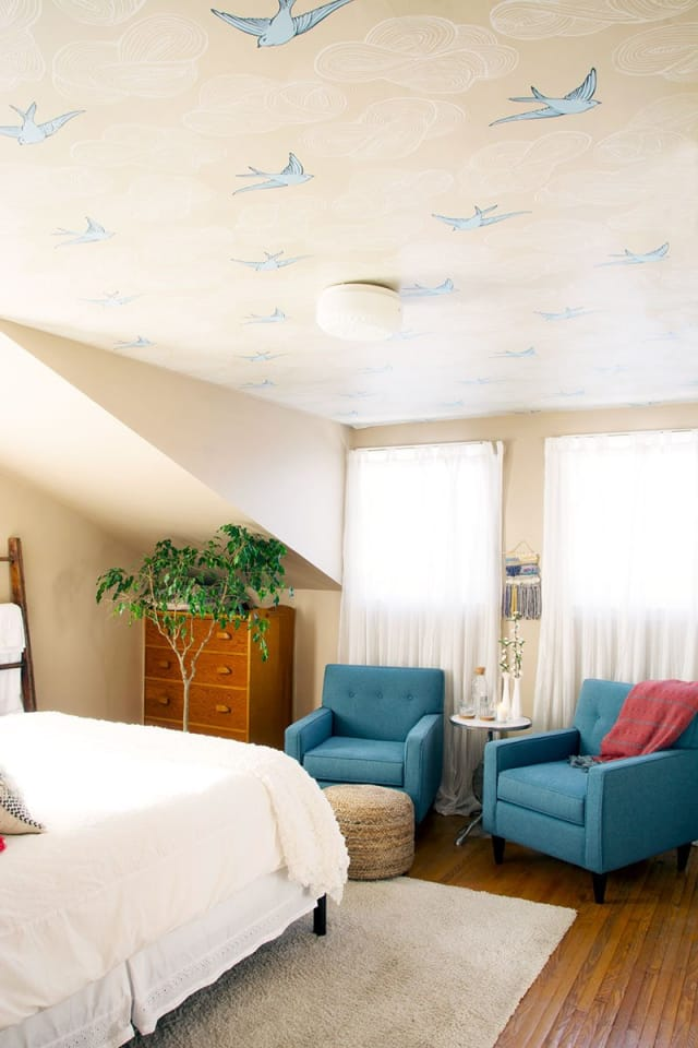 Hotel Guest Room: Before & After: A Guest Room With The Comforts Of A Hotel