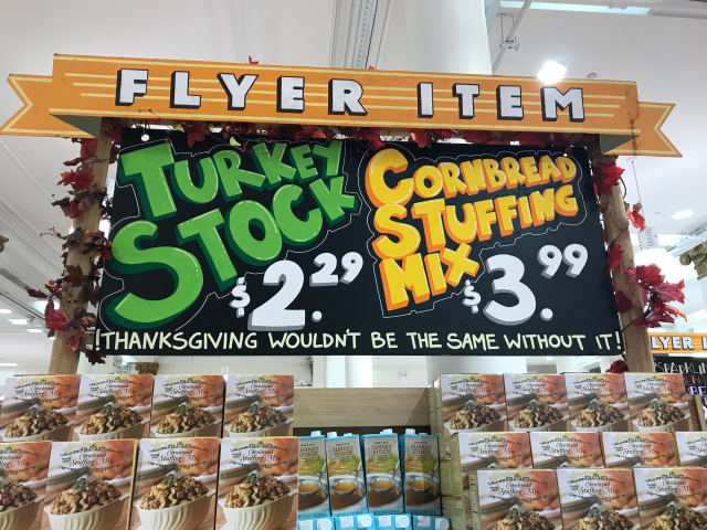 I Tried 5 of Trader Joe's Most Thanksgiving-y Groceries — Here's What I Thought — Shopping