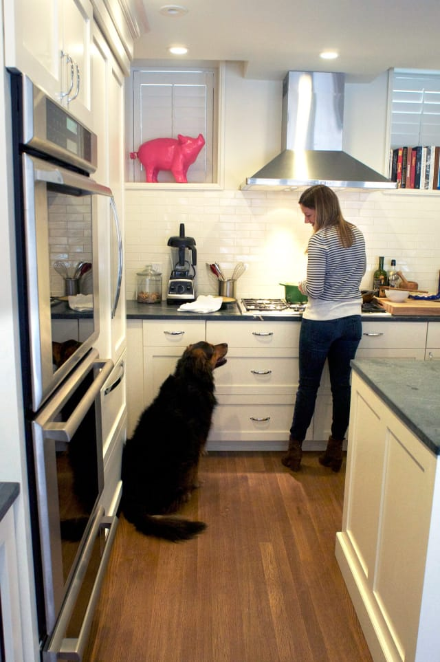 Where I Cook Abby Ruettgers Of Boston S Farm Amp Fable Kitchn