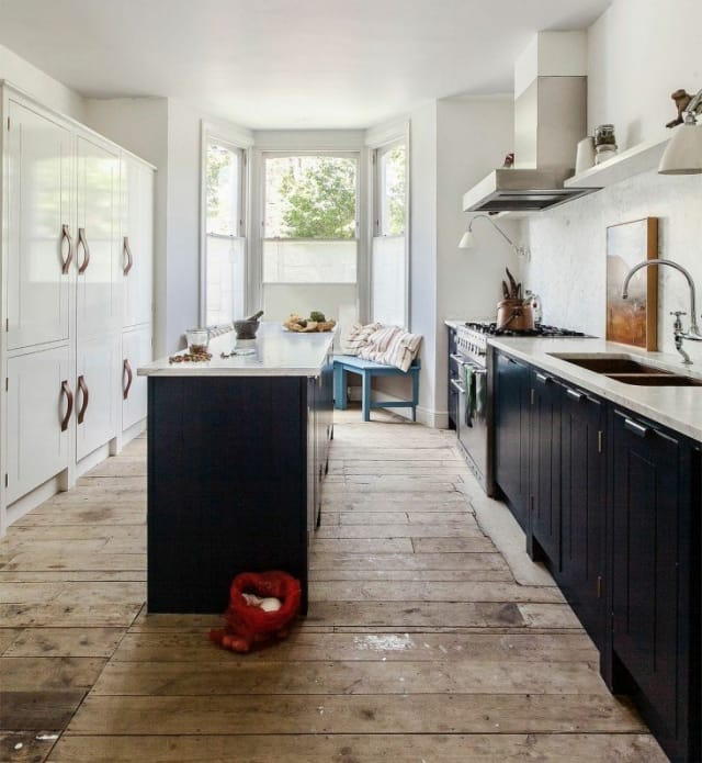 Kitchen Flooring Apartment Therapy: Ideas To Steal From A Timeless British Kitchen