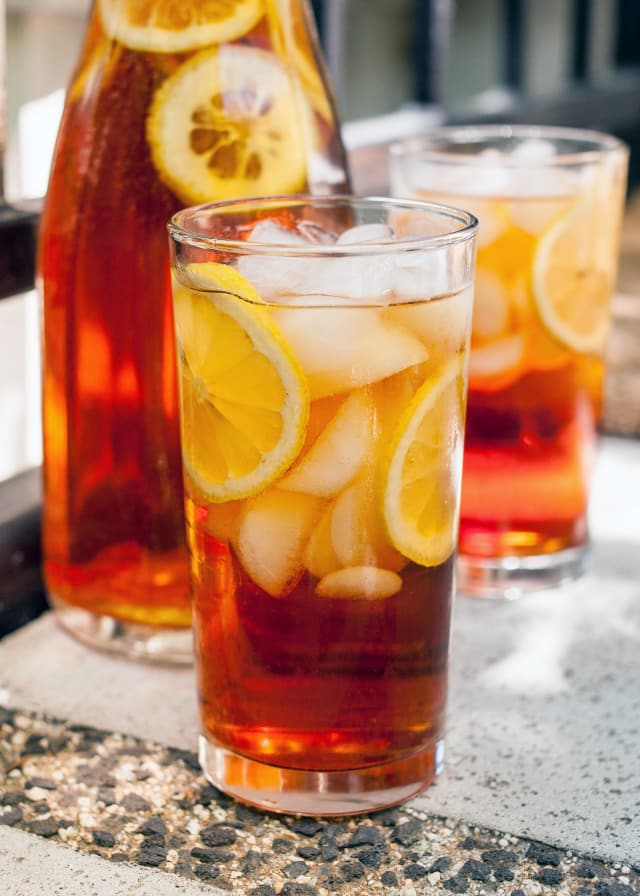 how to make lipton sweet tea