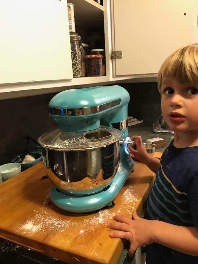 Aldi Stand Mixer Review Kitchenaid Comparison Kitchn