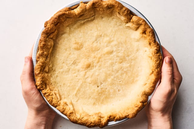 The Best Ingredient to Use When Blind Baking a Pie (It's Not Beans) — Tips from The Kitchn