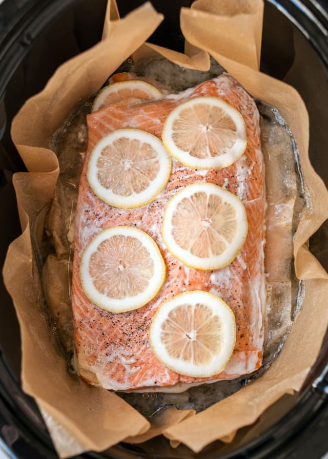 how to cook fish in slow cooker