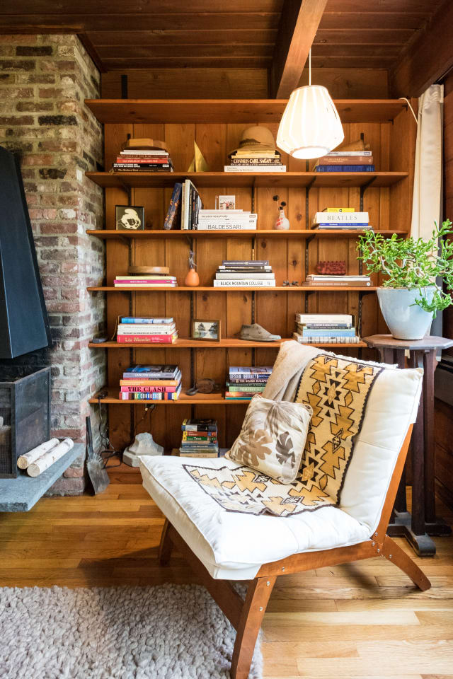 Wood Paneled Smoky Room: Drop The Paint Brush: Wood Paneling Is Officially Cool