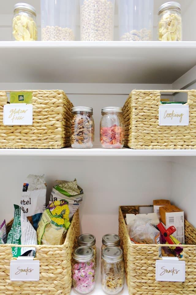 8 Smart Storage Ideas for Teeny-Tiny Pantries