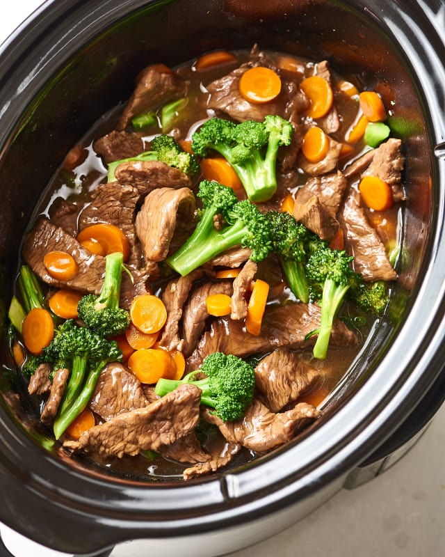 How To Make Better-than-Takeout Beef and Broccoli in the Slow Cooker — Cooking Lessons from The Kitchn
