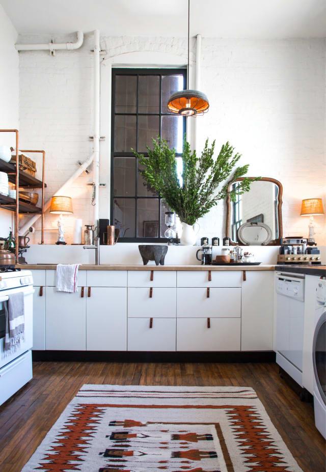 Copper-Kitchen-Shelves