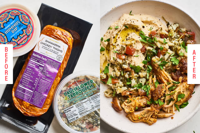 These 3-Ingredient Trader Joe's Dinners Are Impossibly Easy — Snapshot Cooking