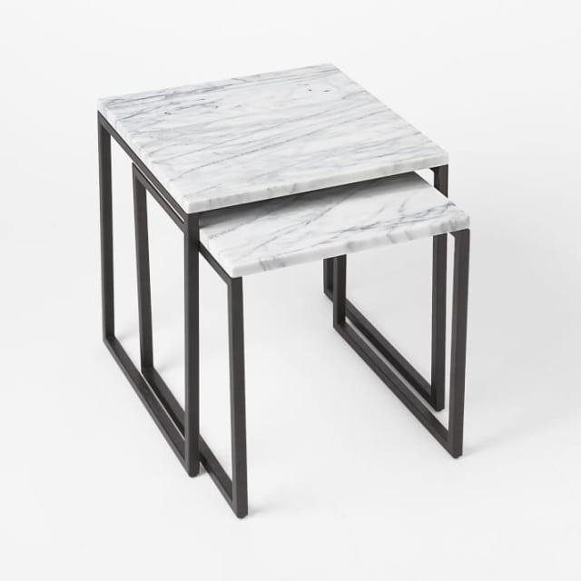 Space Savers 10 Stylish Nesting Tables Apartment Therapy