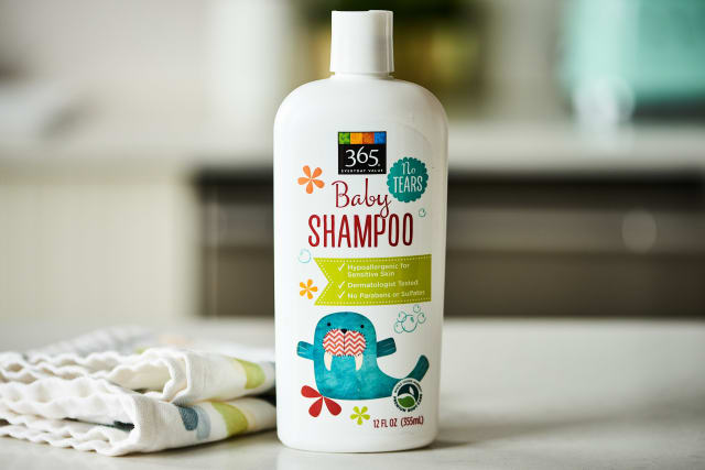 If You Ever Do Laundry or Wear Makeup, You Need Some Baby Shampoo